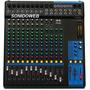Mixer Consola De Audio En Vivo Yamaha Mg 16