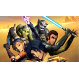 Star Wars Rebels: Edicion Completa Y Exclusiva!