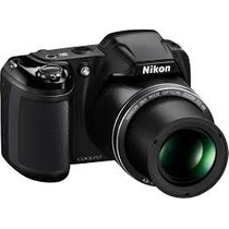 Cámara De Fotos Nikon Coolpix L340 + Memoria 32 Gb + Estuche