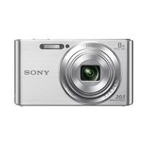 Cámara Sony Cyber-shots Dsc-w830 Silver 20,1mp Sony Store