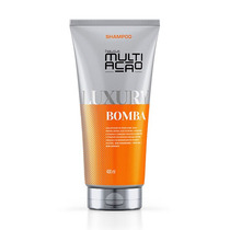 Shampoo Helcla Multiação Luxury Bomba 400ml