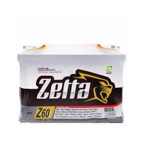 Bateria Zetta 60ah Fabricado Por Moura- Produto Original