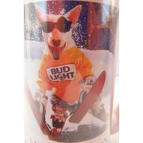 Tarro Cervecero Bud Light Beer Bull Terry Edicion 1987 Bar