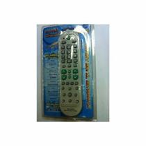 Controle Universal P/ Tv Philips Jvc Toshiba Sharp Lg Sony