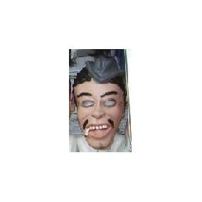 Cantinflas Mascara Latex Carnavales Fiestas Niño Teatro