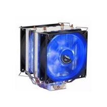 Cooler Universal Cpu Duplo Azul Intel Amd 1150 Am3 Fm 775