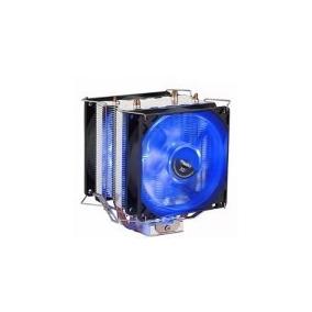 Cooler Universal Cpu Duplo Azul Intel Amd 1150 Am3 Fm 775