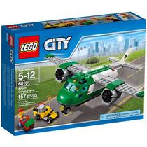 Lego City 60101 Avião De Carga Airport Cargo Plane