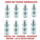 Jogo Tucho Motor Fiesta - Ka - Focus - Ecosport Zetec Rocam