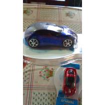 Raton Mause 3d Usb Carro