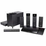 Home Theater Sony Bdv-t79/m 3d Blu-ray Wifi Dvd - 1000w