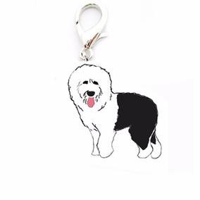 Placas Para Mascotas,dijes,collares Raza Pastor Ingles