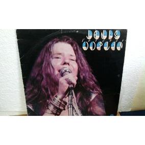 Lp Janis Joplin 1982 Forever (selo Columbia)