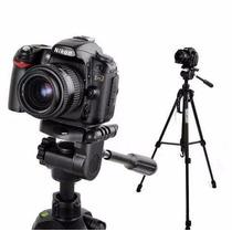Tripe Fotografico Camera Digital /telescopio 1,80mts Wt-3560