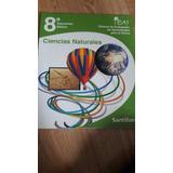 Se Vende Libro Ciencias Naturales Teas 8vo Basico