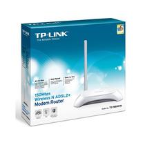 Módem/router Inalámbrico Tp-link Td-w8901n Adsl2+ 150mbps