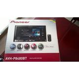 Dvd 2 Din Pioneer Avh-p8480 Bt - Produzido No Brasil
