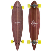 Patineta Longboard Explorer 40 Tabla Skate Miller Division