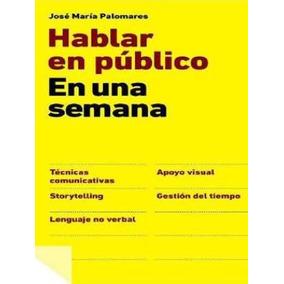 Hablar En Publico En Una Semana-ebook-libro-digital