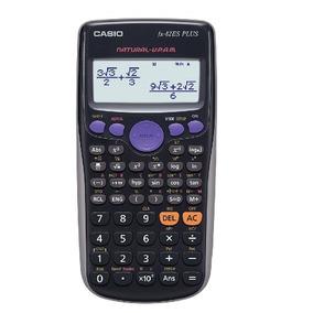 Calculadora Científica Casio Fx-82es Plus Com 252 Funções
