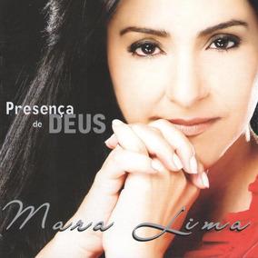 Cd Mara Lima - Presença De Deus - Cd Duplo Voz E Playback