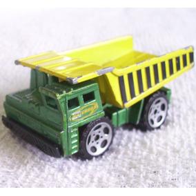 Dump Truck Tipo Lesney Matchbox China 92 Camion Volteo Mina2