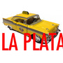 Taxi Replica Coleccion Escala 1/36 De Juguete De Metal