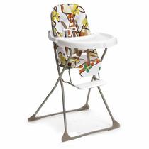 Cadeira De Refeição Alta Standard Girafas - Galzerano