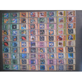 Mini Cartas Yu-gi-oh Em Perfeito Estado.