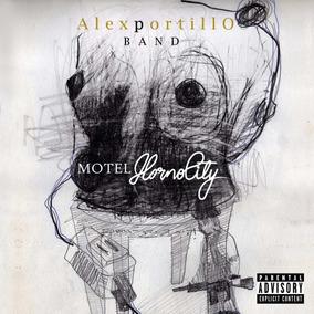 Cd Música Rock Motel Hornocity Alex Portillo Band (digital)