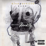 Cd Música Rock Motel Hornocity Alex Portillo Band (digital)