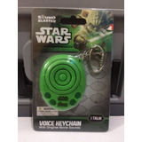 Chaveiro Star Wars (sound Blaster) (sons: Yoda, R2-d2...)