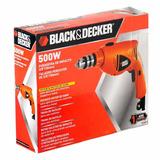 Furadeira De Impacto 3/8 Hd400 - Black And Decker 110 V 550w