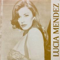 Cd Lucia Mendez Agustin Lara Señora Tentacion Promo Usado