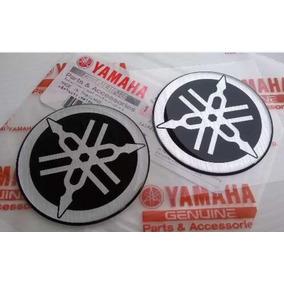 Adesivo Simbolo Diapasão Yamaha 45 Mm Ou 4,5 Cm