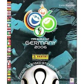 Copa Do Mundo 2006 Figurinhas Avulsas Panini Futebol Fifa
