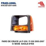 Faro De Cruce Izquierdo Triton 2005-2007 C/base
