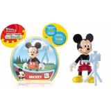 Figura Individual Mickey Daisy Minnie Donald Goofy Pluto Edu