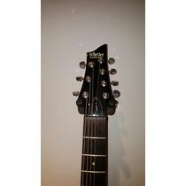 Guitarra.de 7 Cuerdas Schecter Omen 7 Un Espectáculo