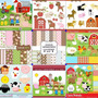37 Kits Scrapbook Digital Fazendinha Fazenda Granja