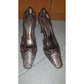Zapatos De Cuero Colombiano Para Damas