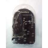 Cargador Blackberry 100% Original De Vehículo (micro Usb)