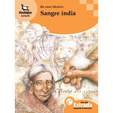Sangre India - Ricardo Mariño - Ed Estrada -azulejos Naranja