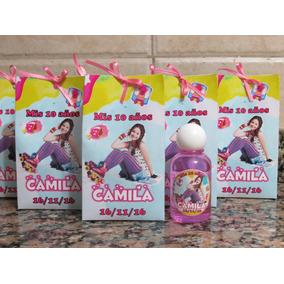 20 Perfumes Personalizados Souvenirs C/cajita Egresados