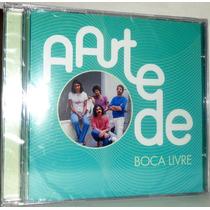 Cd Boca Livre - A Arte De Boca Livre