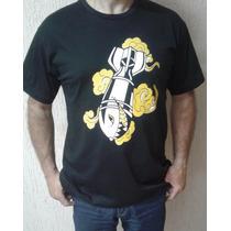 Camisetas - Estampa Exclusiva - Bomba Nuclear - Torpedo