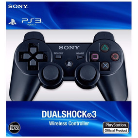 Joystick Controle Playstation 3, Ps3 Sem Fio - Video Game
