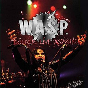 Vinilo : Wasp - Double Live Assassins