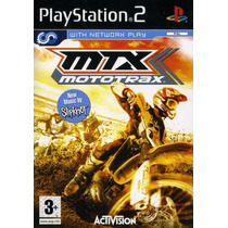 Mtx Mototrax Playstation 2 Ps2 Patch - Frete Só R$5,00
