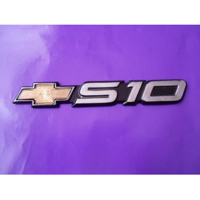 Emblema S10 Camioneta Chevrolet S 10